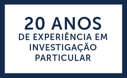 Activa Detetives - 20 anos de experiência